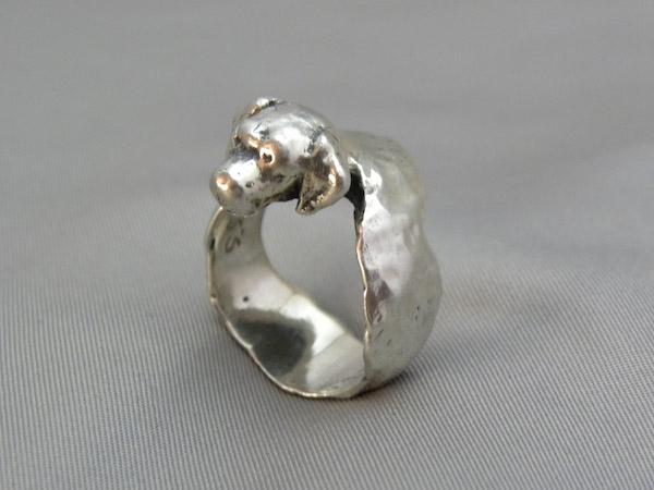 Labrador Retriever Ring
