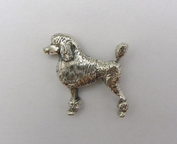 Michele's Wearable Art - Standard Poodle Pendant