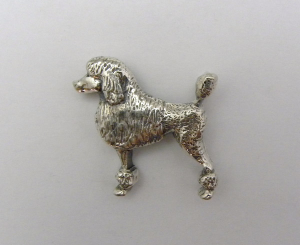 Michele's Wearable Art - Standard Poodle Pendant