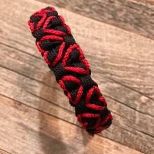 L-O-V-E Collection Thinner Cobra Weave Bracelet